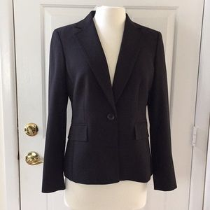 Style & Co. black stretch blazer
